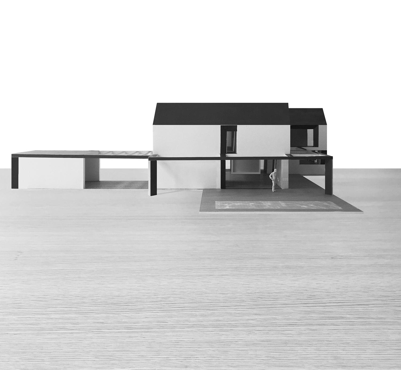 Study Model - Jasmin Canopy NAT OFFICE - christian gasparini architect}