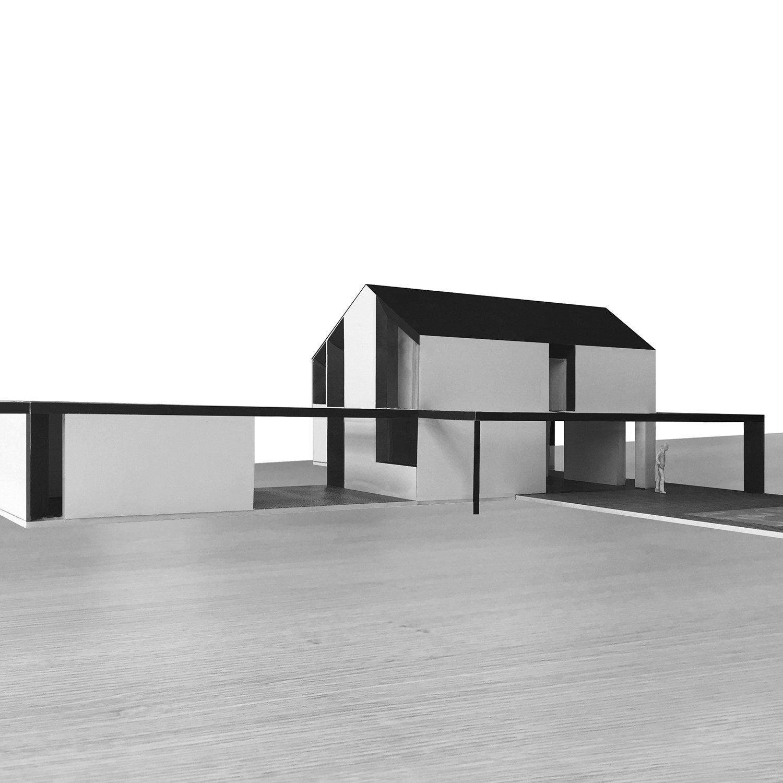 Study Model - Jasmin Canopy and Outdoor rooms NAT OFFICE - christian gasparini architect}