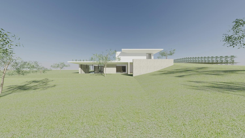 South Elevation Raulino Silva Architect