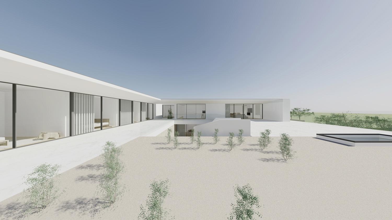 Terrace Raulino Silva Architect
