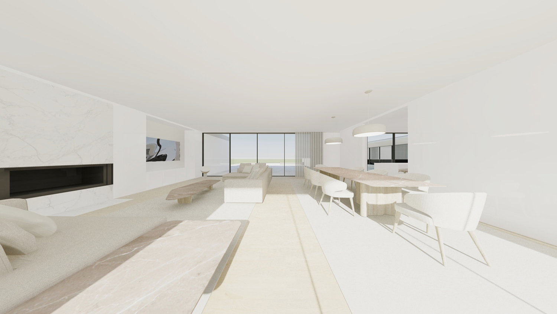 Living room Raulino Silva Architect