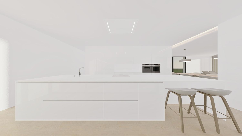 Kitchen Raulino Silva Architect