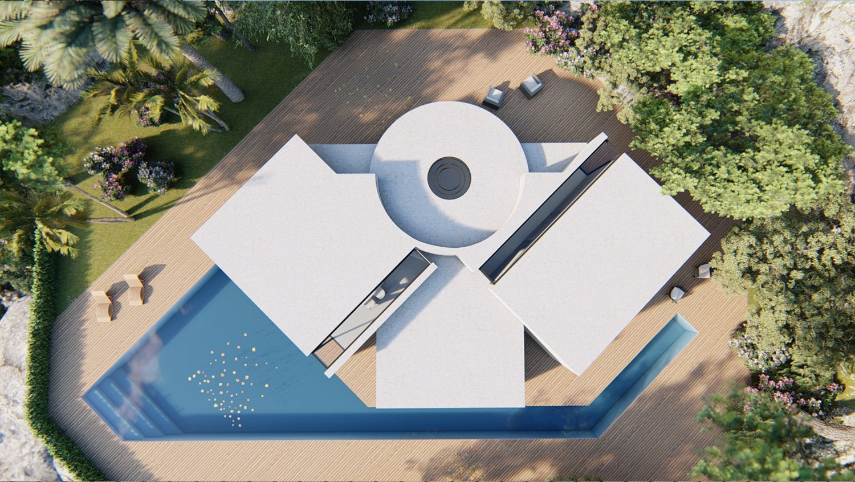 PLANIMETRIA GENERALE MODUSLAB ARCHITECTURE INTERIOR DESIGN