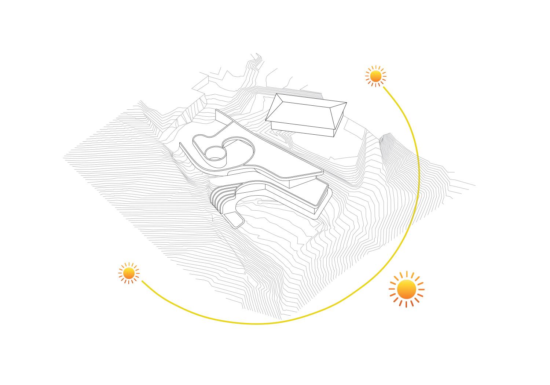 Schema progetto Mino Caggiula Architects}