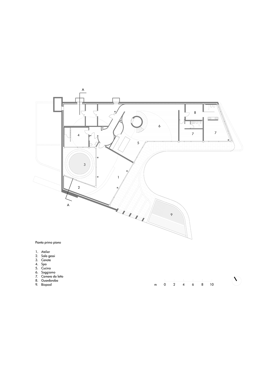Piano Primo Mino Caggiula Architects}