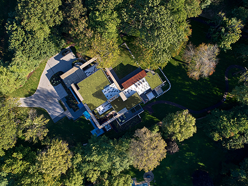 Klaynberg Exterior Aerial View Phil Ennis