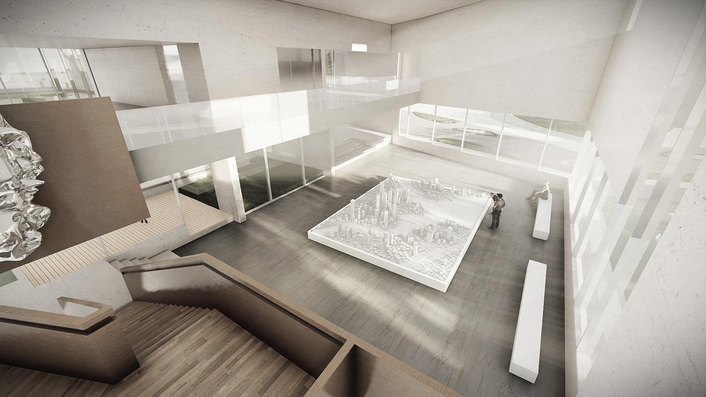 Interior Rendering 1 ORIA}