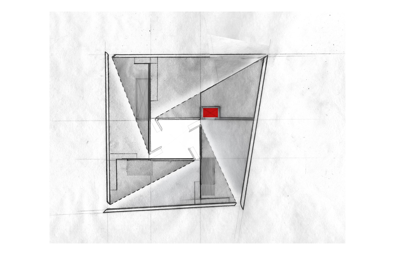 Clerestory Lighting Diagram Courtesy of Diller Scofidio + Renfro}