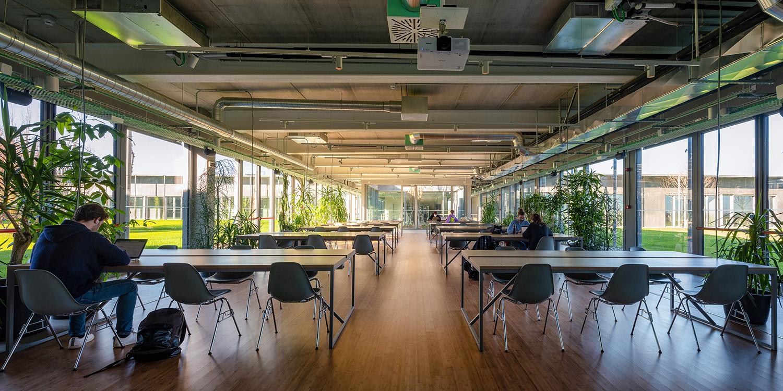 College Building - study room Marco Zanta