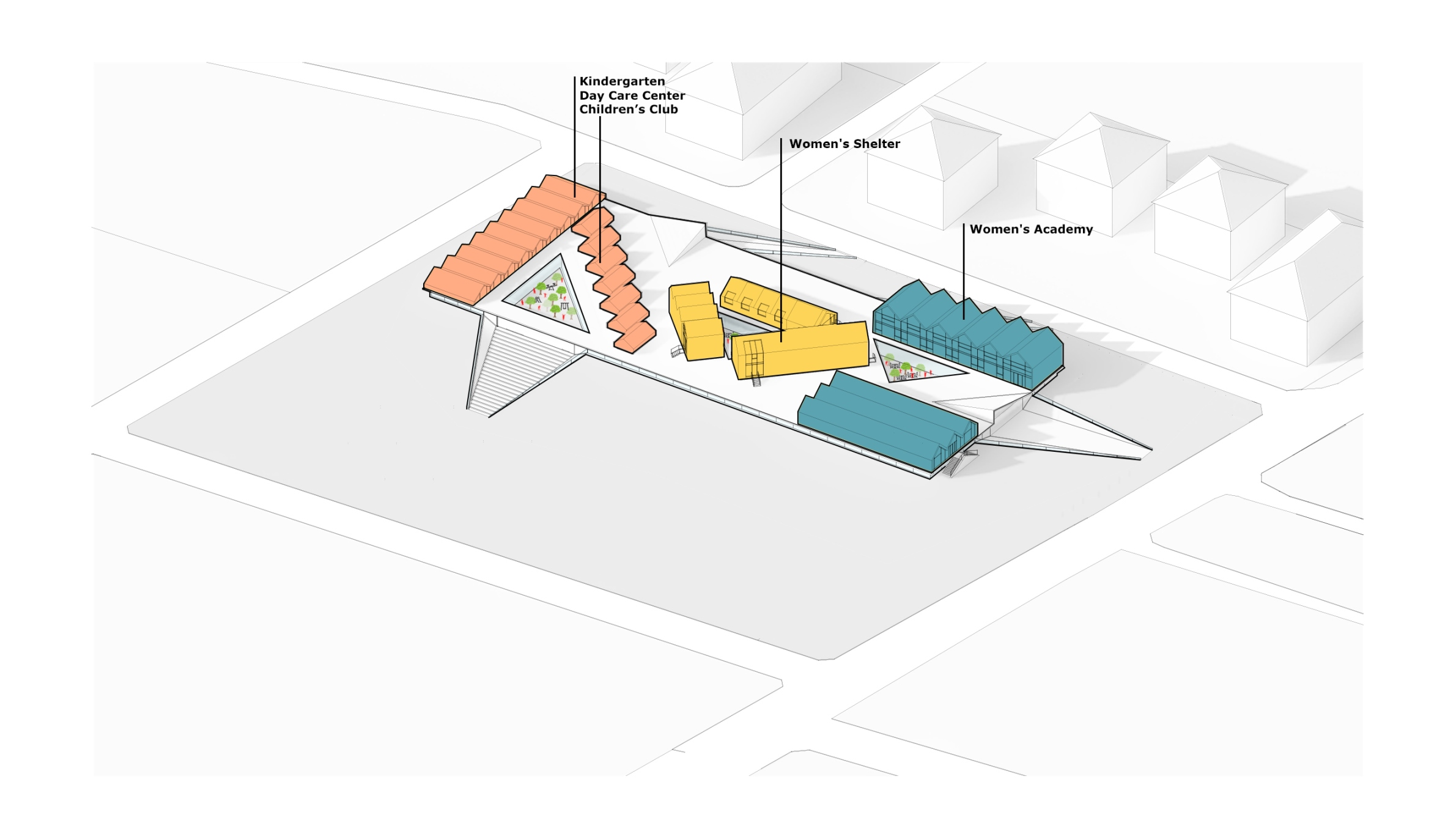 idea diagram 11 Wall Corporation}
