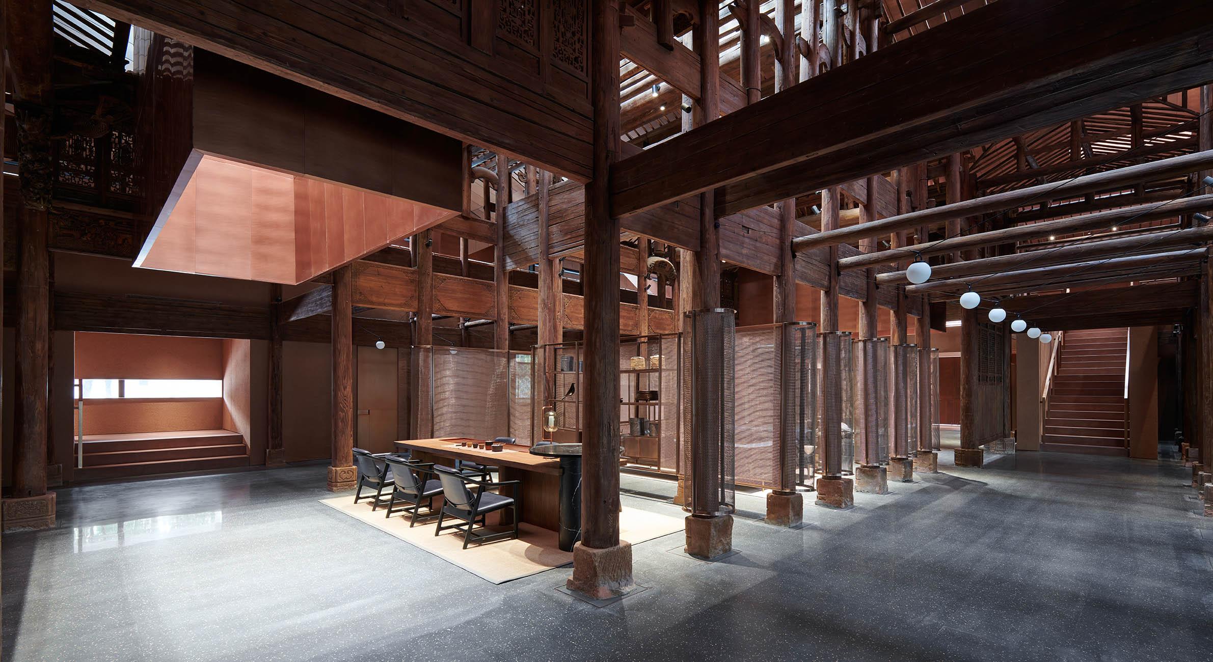 Fuzhou Teahouse Chen Hao