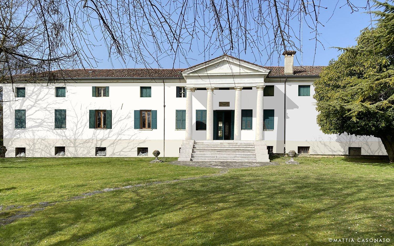 FPA Franzina Partners - Villa Cattaneo Cirielli Barbini: adaptive ...