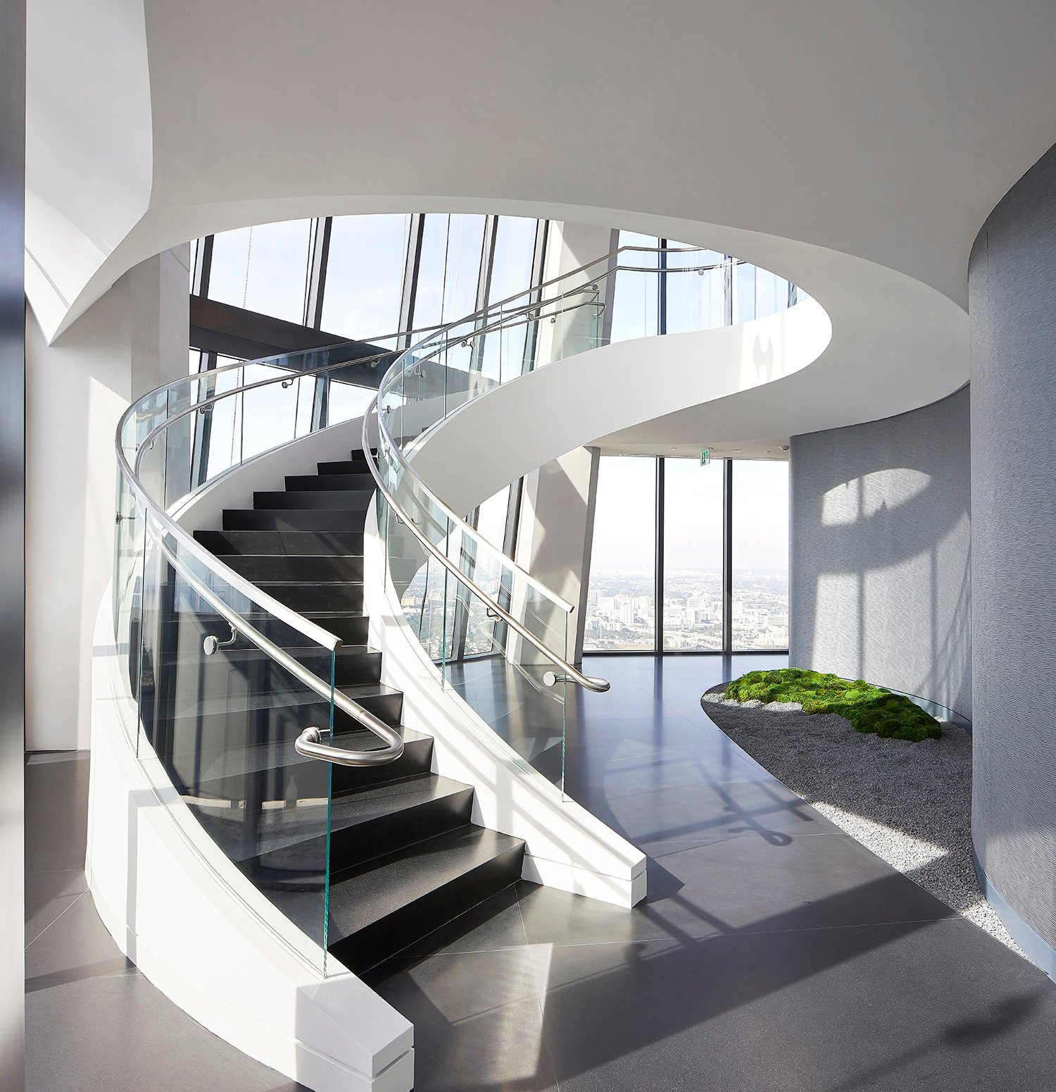 One Thousand Museum in Miami by Zaha Hadid Architects Photo by Hufton+Crow