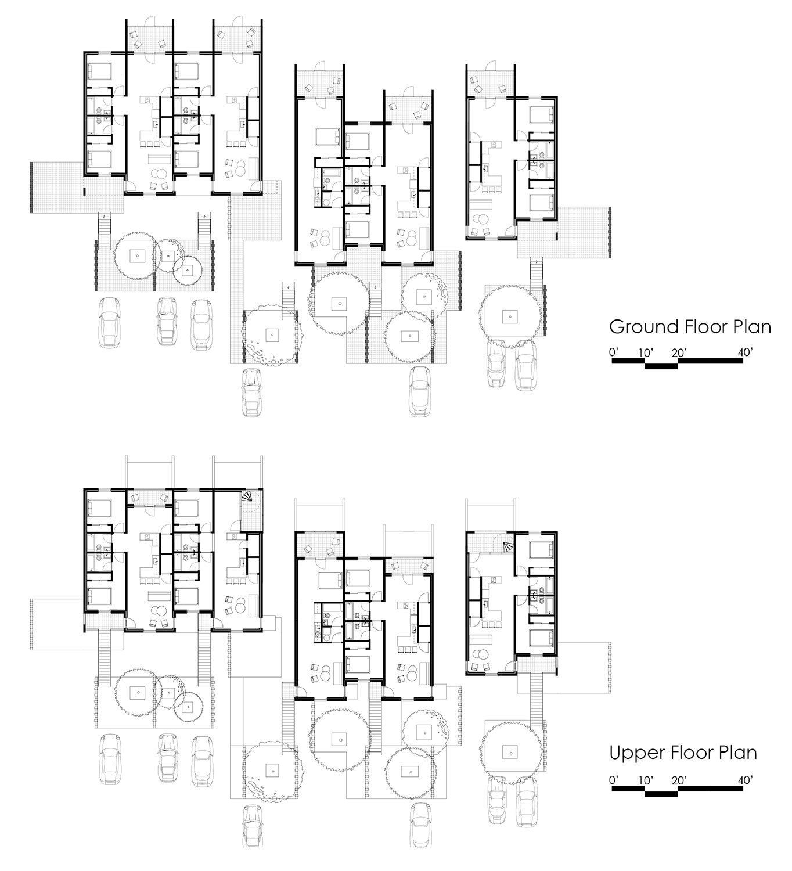 plans University of Arkansas Community Design Center
