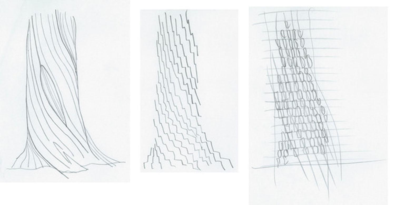 Jeanne Gang Concept Sketch (c) Studio Gang}
