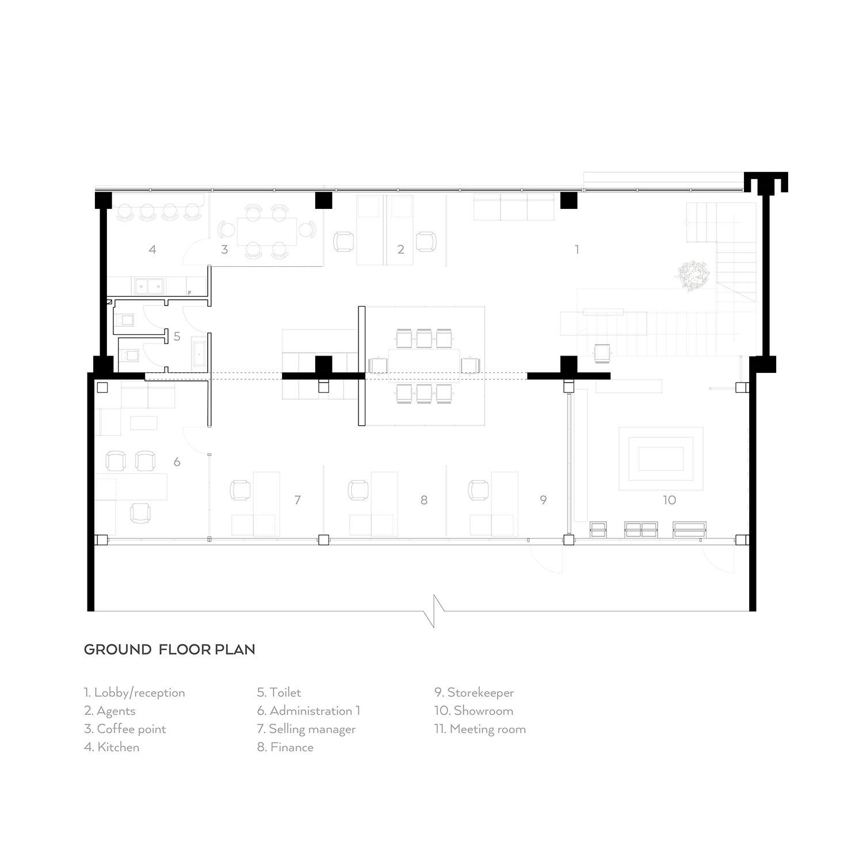 Loft Architects Albpastrim Office