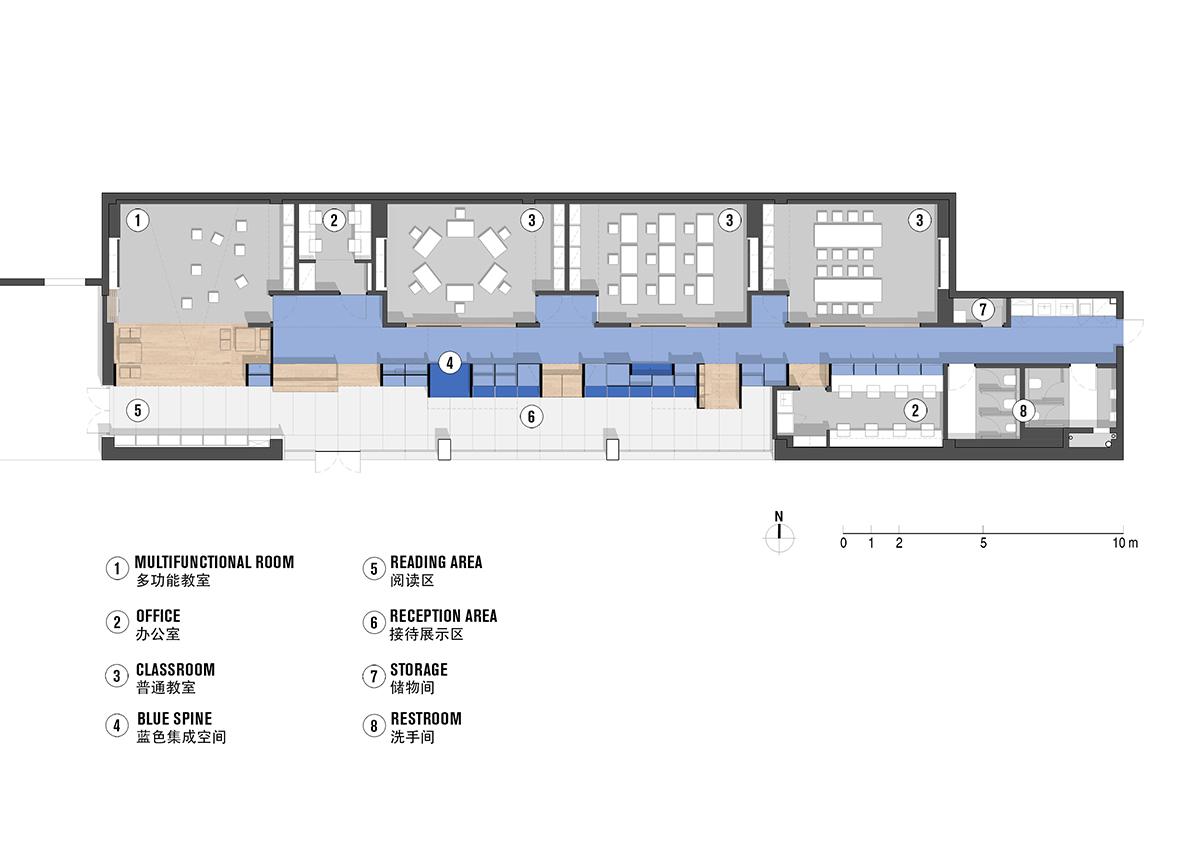 Floor Plan Crossboundaries}