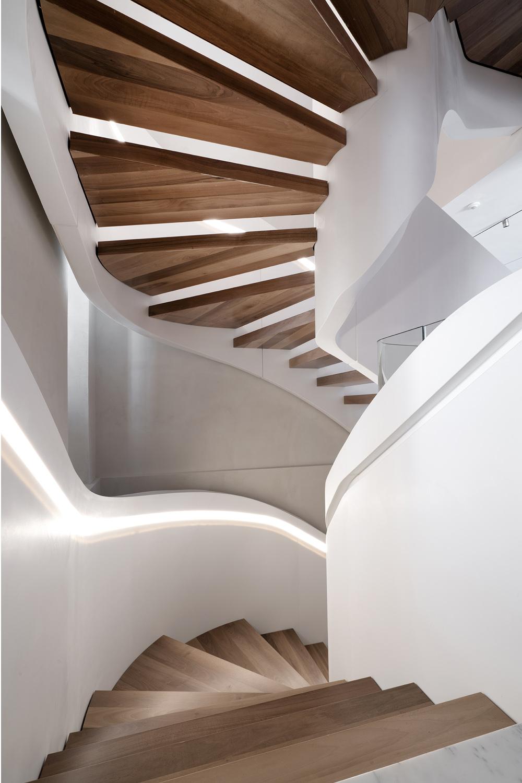 Main Staircase Andrea Martiradonna}