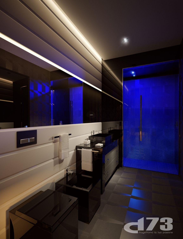 Master bedroom toilet. Studio D73}