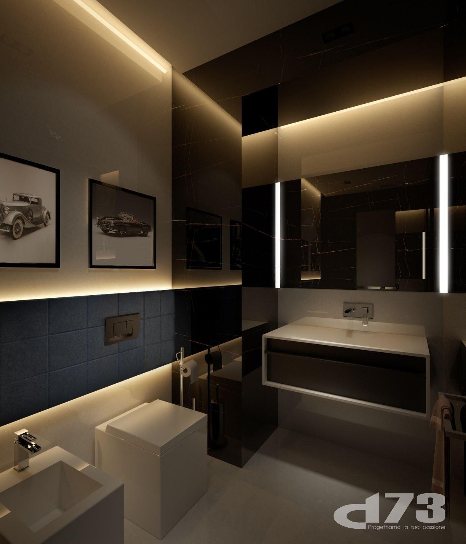 Youthful and elegant bathroom. Studio D73}