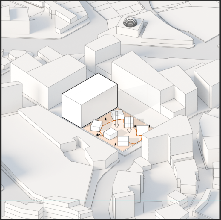 idea diagram 9 Wall Corporation}
