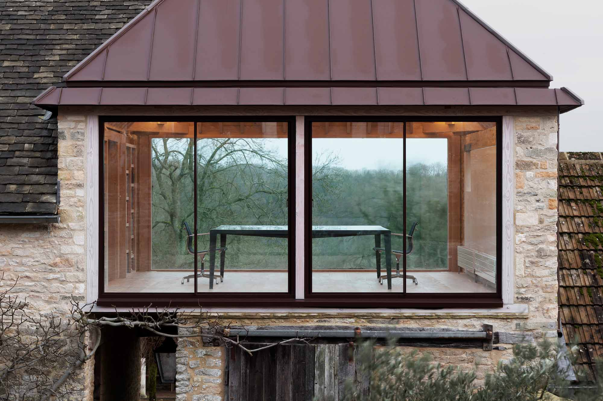 Richard Parr Associates Easter Park Farm Studio Lasting Architecture Rooted In Respect For The Environment Materials And Craft