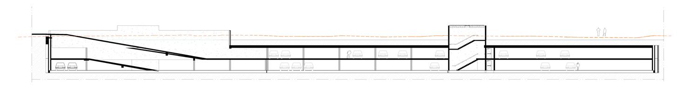 FF Section © Henning Larsen Architects}