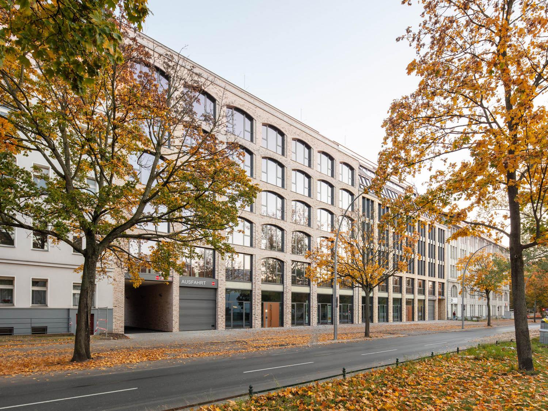 Office Buildings Seestrasse 66-76 in Berlin Klemens Renner