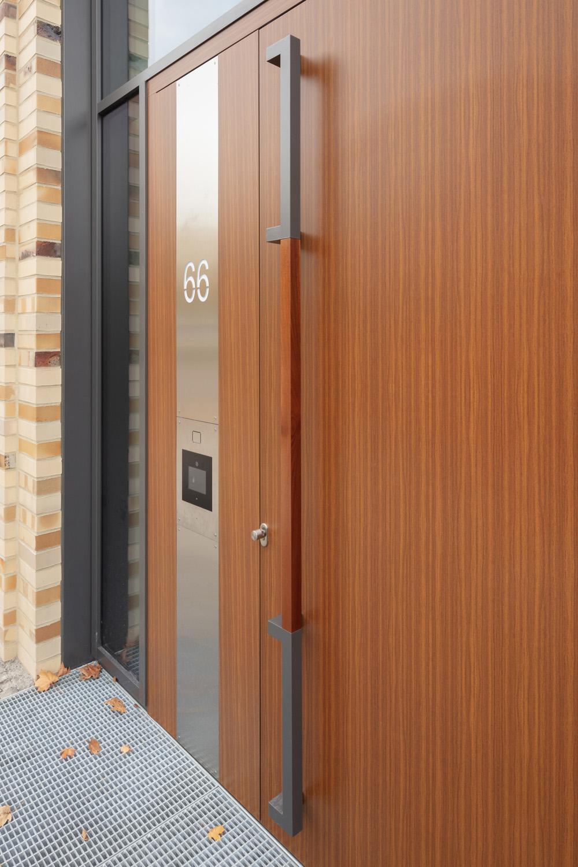 Design detail entrance situation Klemens Renner