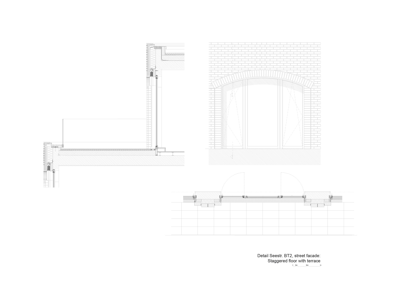 Detail staggered floor building 2 TCHOBAN VOSS Architekten}