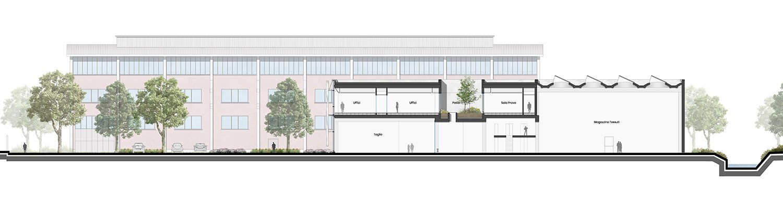 Zamasport, sezione Frigerio Design Group}