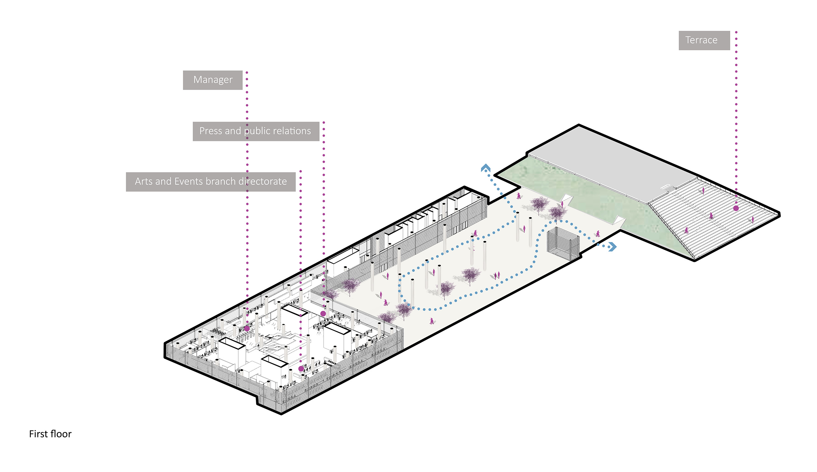 plan perspective Wall Corporation}