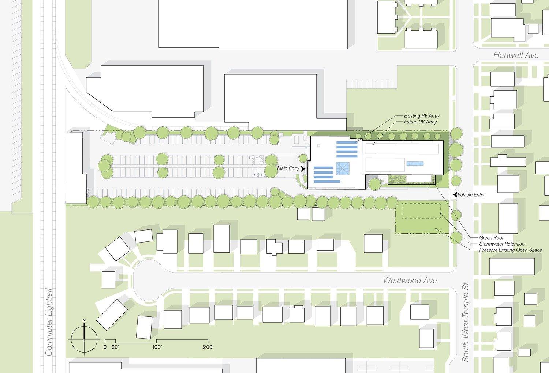 Site Plan The Architect}
