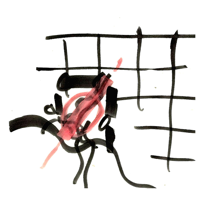 Conceptual Sketch, Image by KRIS YAO│ARTECH}