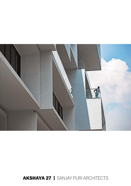 Each office opens into outdoor decks BRS Sreenag, Sreenag Pictures