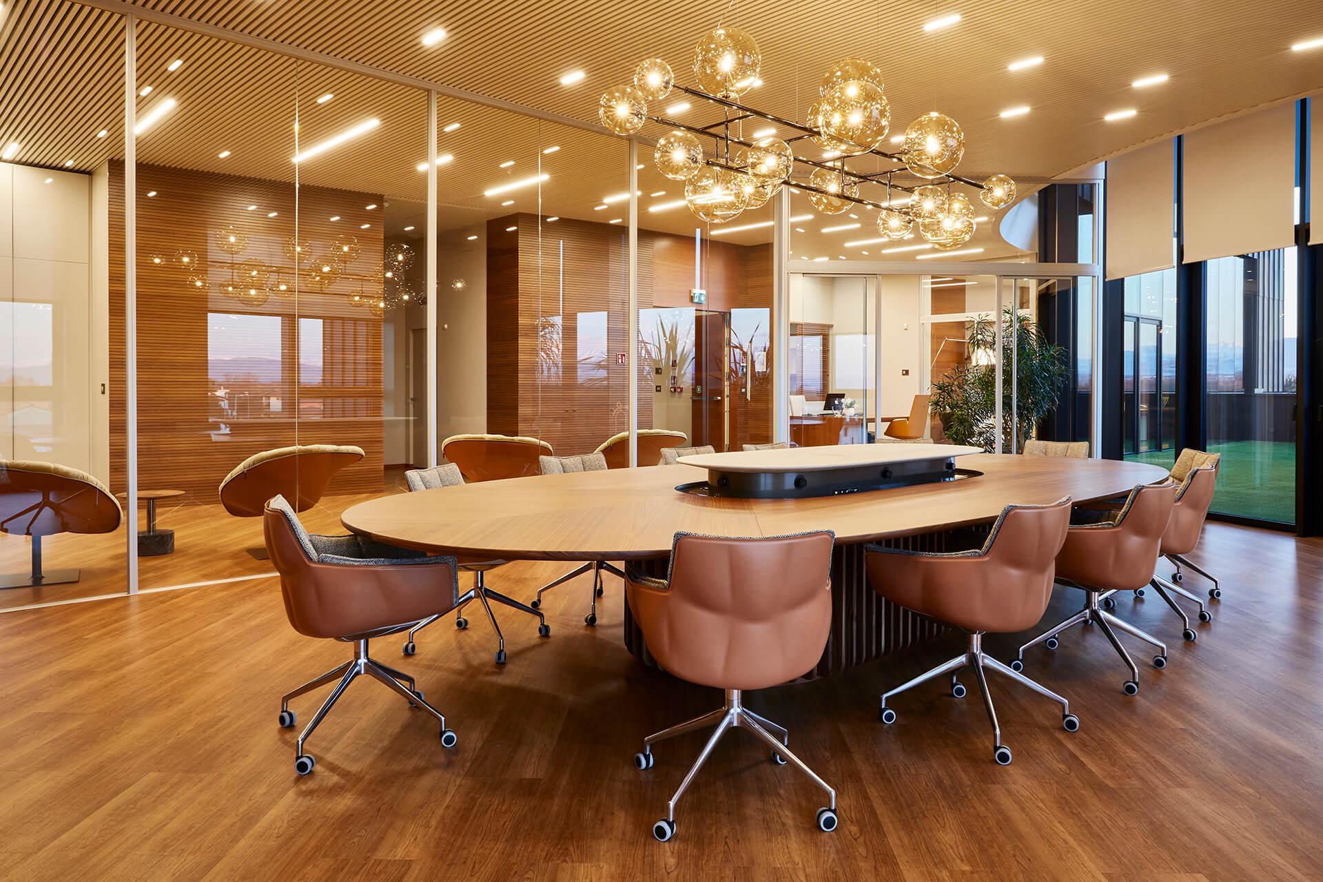ak engineering - biofarma 1 - board room Sonia De Boni