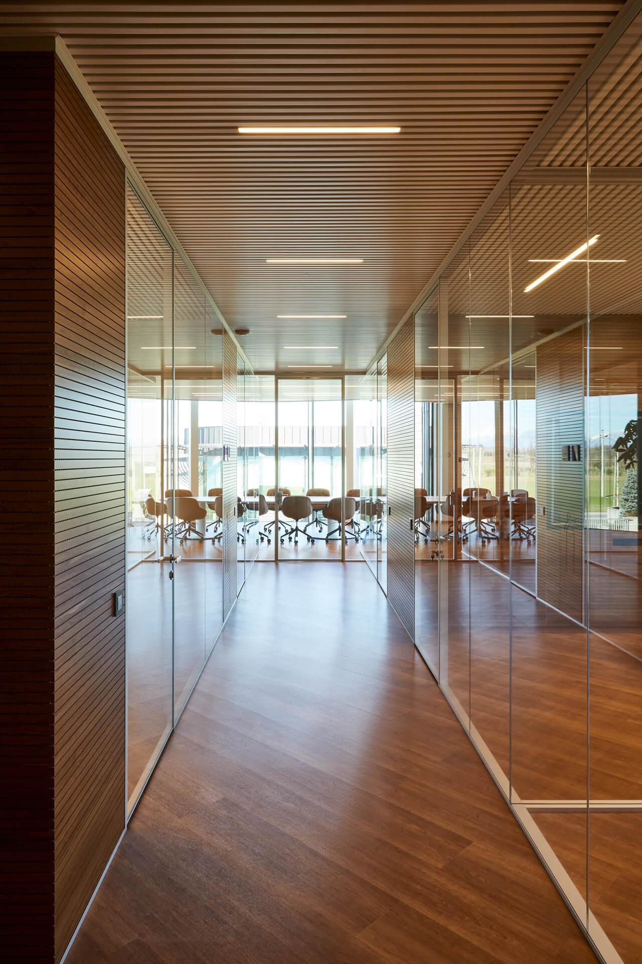 ak engineering - biofarma 1 - uffici operativi e meeting room Sonia De Boni