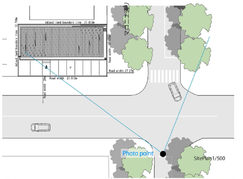Site map Endo Architectural Atelier}