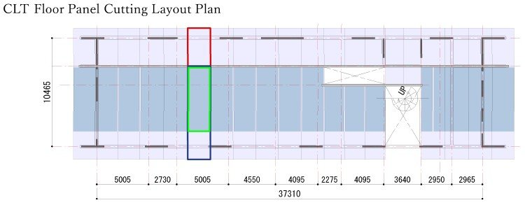 CLT Plan Endo Architectural Atelier}