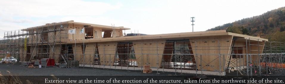 CLT Panel Endo Architectural Atelier}