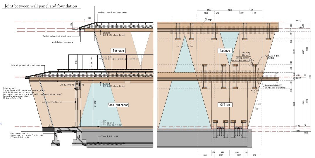 Section1 Endo Architectural Atelier}