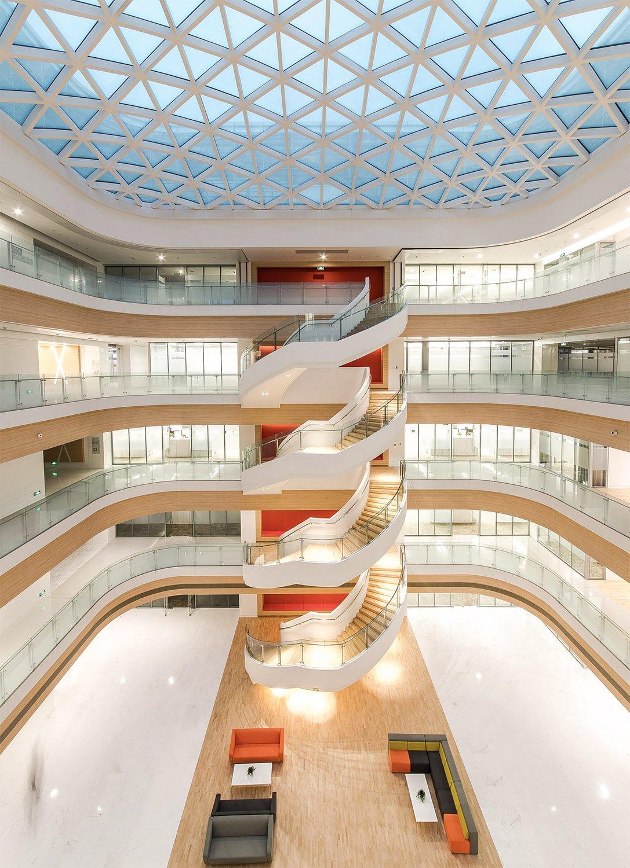 Atrium Xuetao Zhang