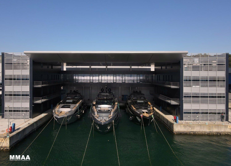 Riva Headquarters Ovest Building Paolo Manfroni