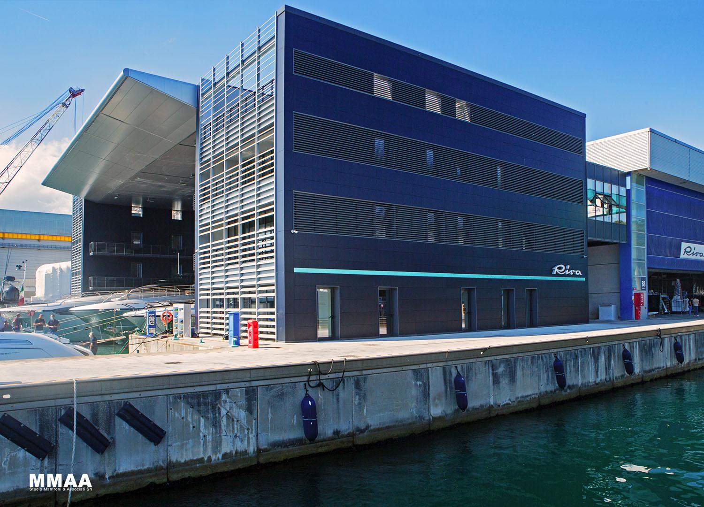 Ovest Building Roberto Buratta