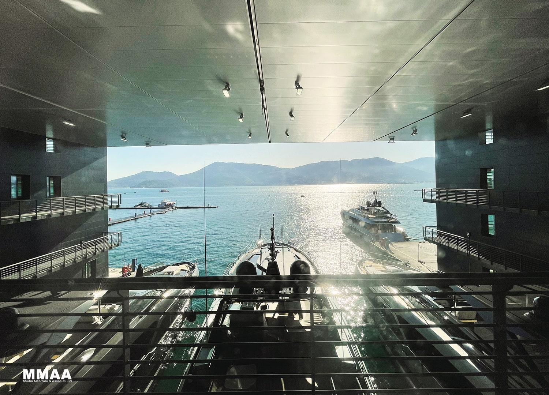 Ovest Building - dock Roberto Buratta