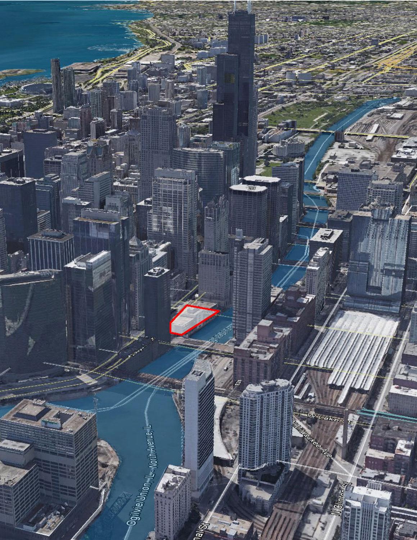 Site Aerial Diagram Goettsch Partners}