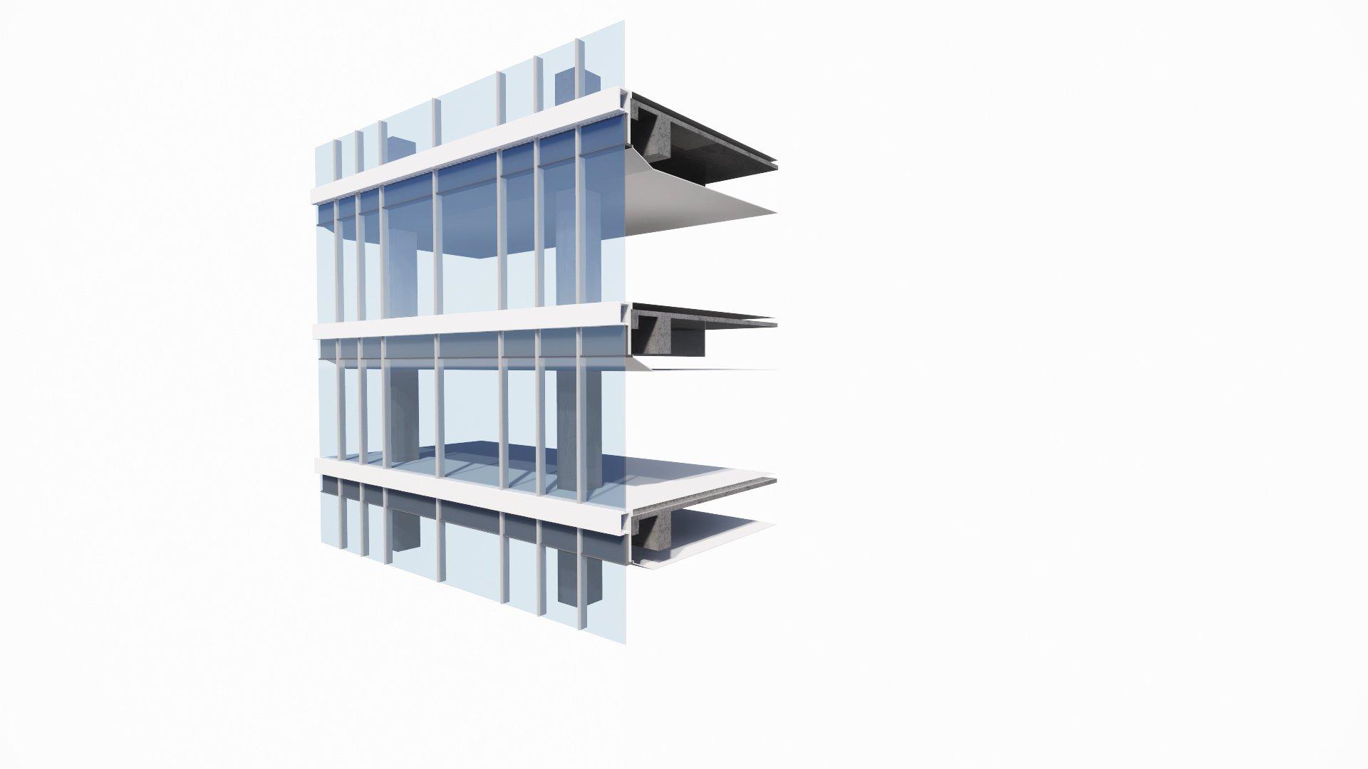 Facade Design Detail Atelier Ping Jiang / EID Arch}