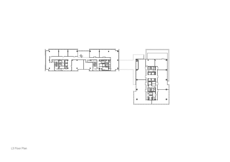 L3 Floor Plan Atelier Ping Jiang / EID Arch}