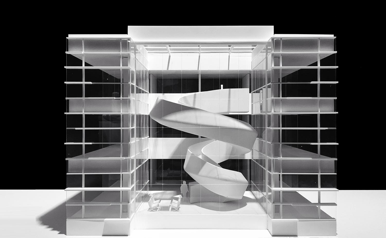 Model 5 Atelier Ping Jiang / EID Arch}
