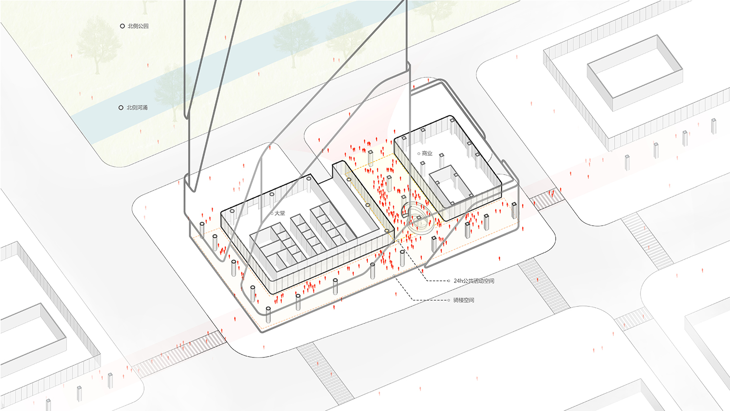 Public Space Analysis GWP Architects}